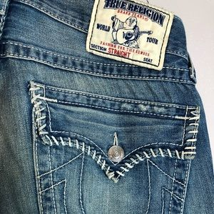 True Religion Men's Jeans Sz 30